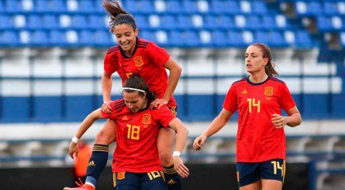 La Selección Española de Fútbol Femenino esta tarde en Alcorcón