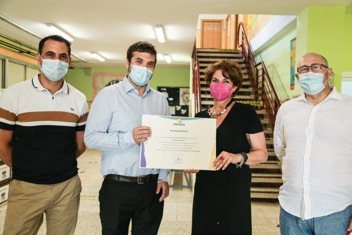 """Un colegio de Alcorcón, """"Mayor Reciclador"""" del año 2020-2021"""