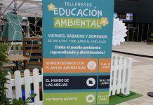 TresAguas lanza talleres gratuitos en Alcorcón para concienciar a los niños sobre cuidar el medioambiente