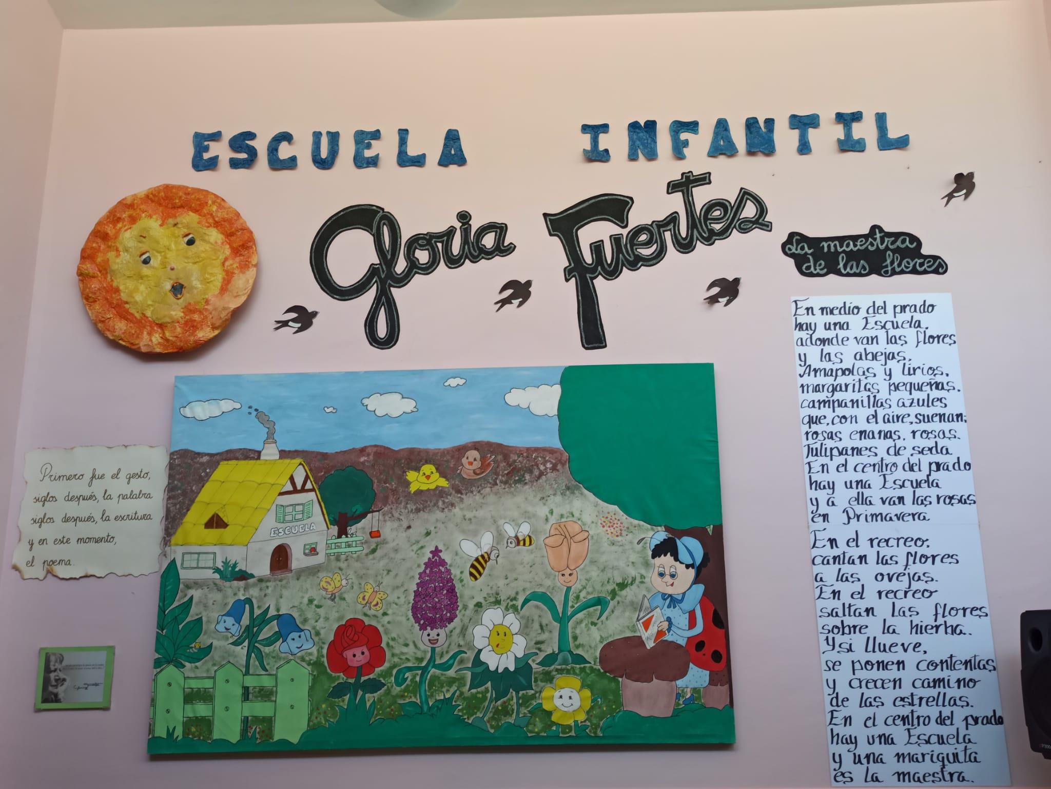 Alcorcón destina 2,7 millones de euros a la educación pública infantil