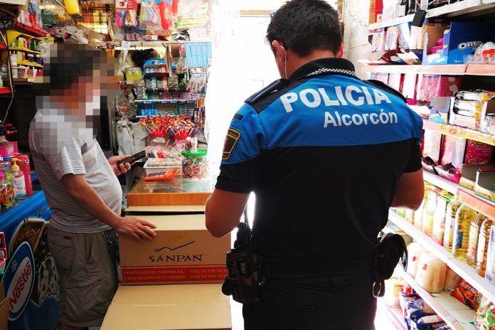 Lluvia de sucesos en estos últimos días en Alcorcón