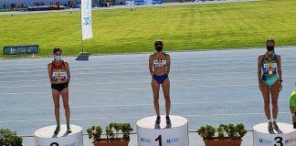 El Club Atletismo Alcorcón brilla en el Campeonato de España sub-18