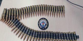 Interceptan a un hombre con un cinturón de balas en Alcorcón
