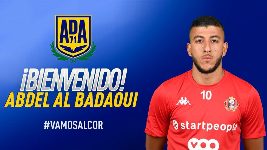 Al Badaoui se convierte en la sexta incorporación de la AD Alcorcón