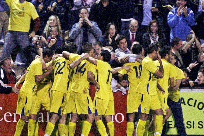 50 años del Alcorcón, el club que cumplió el sueño de una ciudad