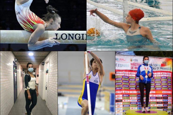 Triunfos nacionales e internacionales para el deporte de Alcorcón