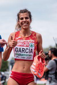 Carla García, presente y futuro del atletismo mundial en Alcorcón