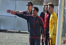 Jorge Romero vuelve a la disciplina del Alcorcón B