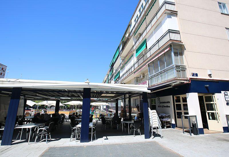 Terraceo, raciones y cachopos en Alcorcón