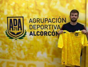 Baile de fichajes en el fútbol sala de Alcorcón