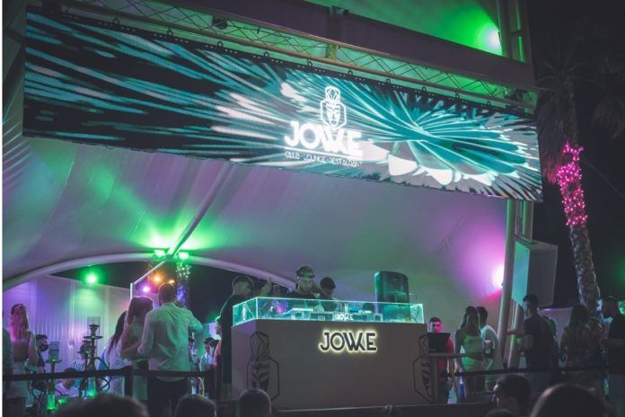 Cuatro noches de diversión a la semana con Jowke en Alcorcón