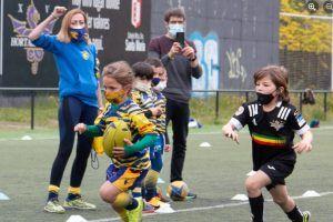 Muere María Ángeles Marina, el alma del Club de Rugby Alcorcón