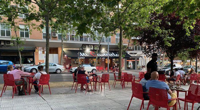 Mi Candela, una fantástica terraza para el verano en Las Retamas de Alcorcón