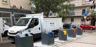 ESMASA Alcorcón y la Universidad Politécnica apuestan por el reciclaje