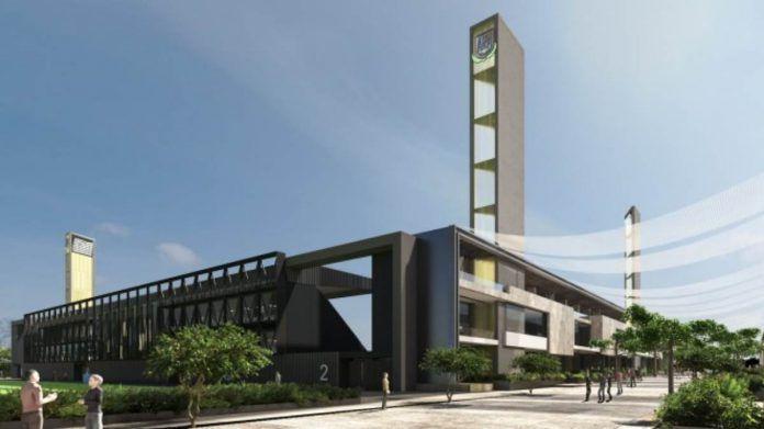 El Alcorcón quiere hacer un 'nuevo' Santo Domingo en su 50 aniversario