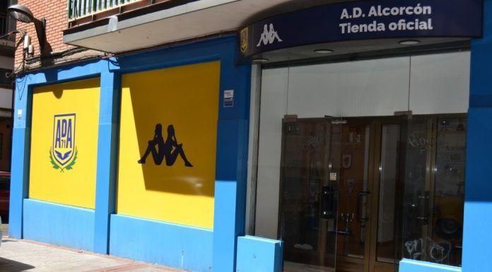 El Alcorcón se ve obligado a cerrar su sede social
