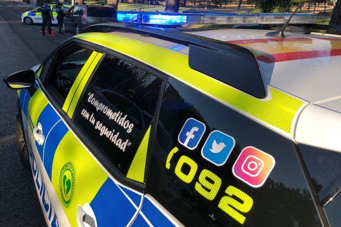 Un conductor cuadruplica la tasa de alcoholemia en pleno día en Alcorcón