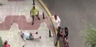 Identificado el joven que agredió a un anciano con muletas en Alcorcón