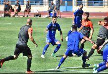 AD Alcorcón 1-0 UD Sanse | Victoria en el debut de Abdel y Forniés