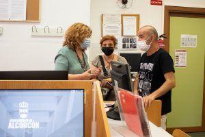 Importantes mejoras en las bibliotecas de Alcorcón