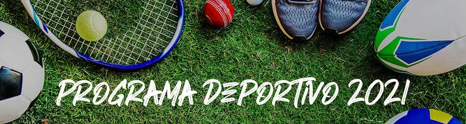 Programa Deportivo de las Fiestas de Alcorcón 2021
