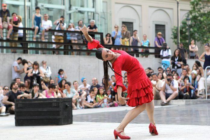Las calles de Alcorcón acogerán cuatro piezas de danza durante las fiestas
