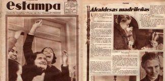 Historia de la primera alcaldesa de Alcorcón