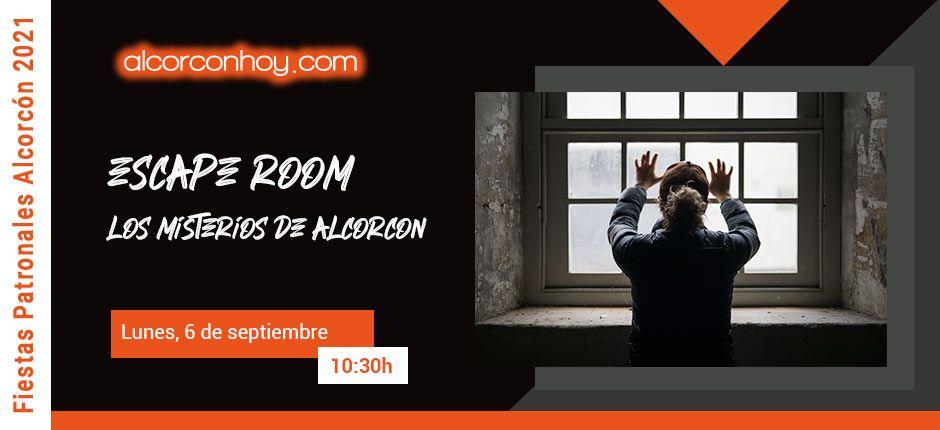 Escape Rooms - Fiestas Alcorcón 2021