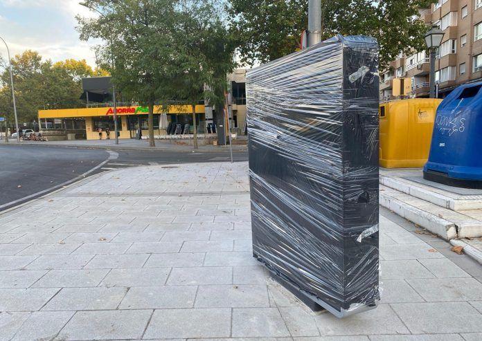 ¿Qué son estos objetos que aparecen en las calles de Alcorcón?
