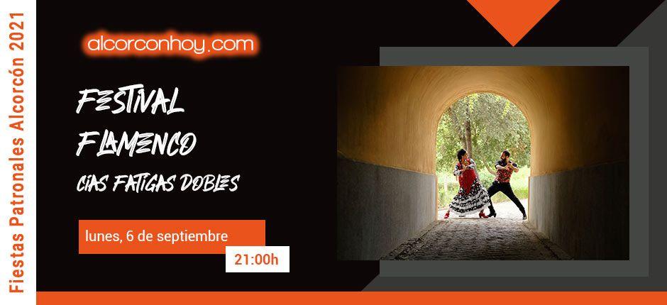 Festival Flamenco - Fiestas Alcorcón 2021