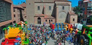 Agenda de las Fiestas de Alcorcón del día 1 de septiembre