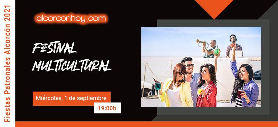 fiestas patronales Alcorcón miércoles, 1 de septiembre 2021