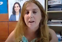 El PP de Alcorcón demandará a la alcaldesa Natalia de Andrés por retirar la palabra a Ana Gómez en el último Pleno
