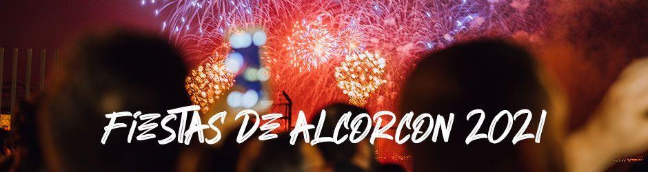 Programa Fiestas de Alcorcón 2021