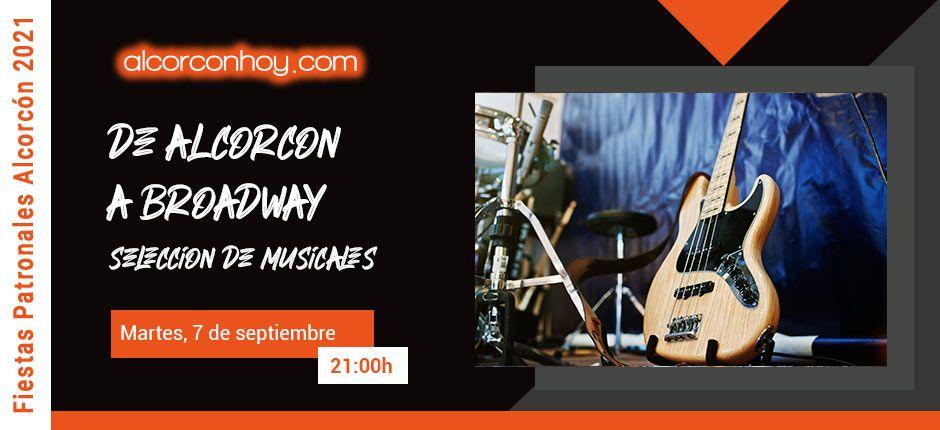 Selección de músicales - Fiestas Alcorcón 2021