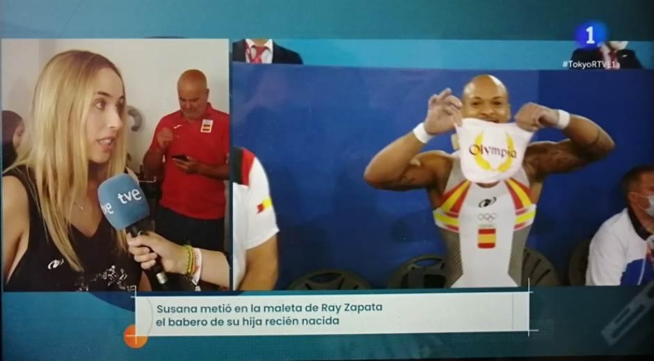 Alcorcón vibra con la plata de Ray Zapata