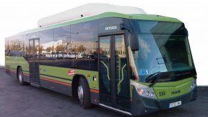 Otro autobús de Alcorcón llega hasta Madrid