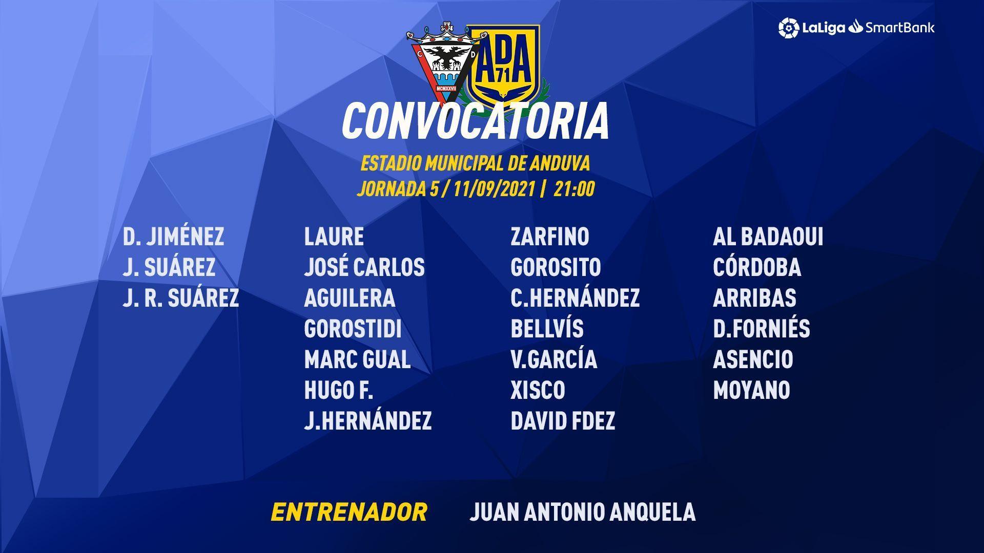 Match ball para la AD Alcorcón en Anduva