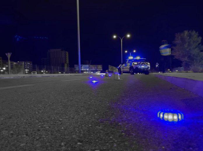 Un inicio accidentado de las festividades del municipio. Un conductor temerario triplica la tasa de alcohol y agrede a varios agentes en las Fiestas de Alcorcón