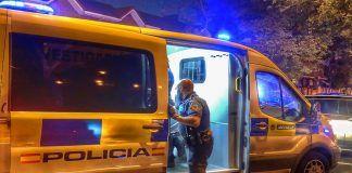 Interceptado un conductor por positivo en cocaína en Alcorcón