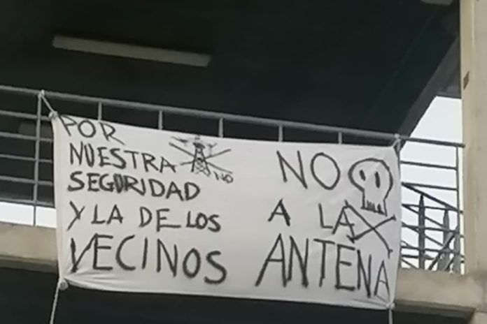 Alcorcón no instalará finalmente antenas en el Centro Unificado de Seguridad tras las protestas