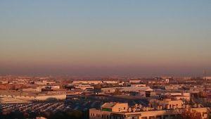 Alcorcón triplica los nuevos niveles máximos de contaminación que fija la OMS