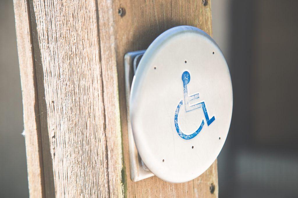Importante novedad en el estacionamiento para personas de movilidad reducida en Alcorcón