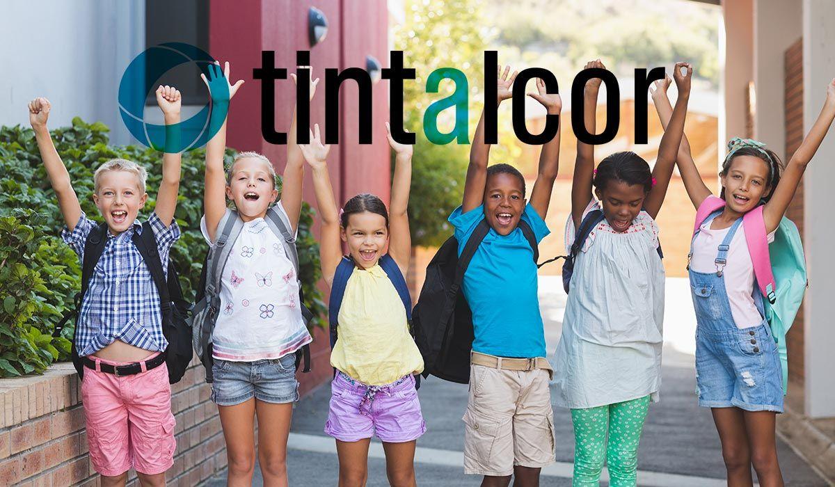 Vuelta al cole Con Tintalcor en Alcorcon