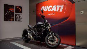 Nuevo concesionario de Ducati en Alcorcón