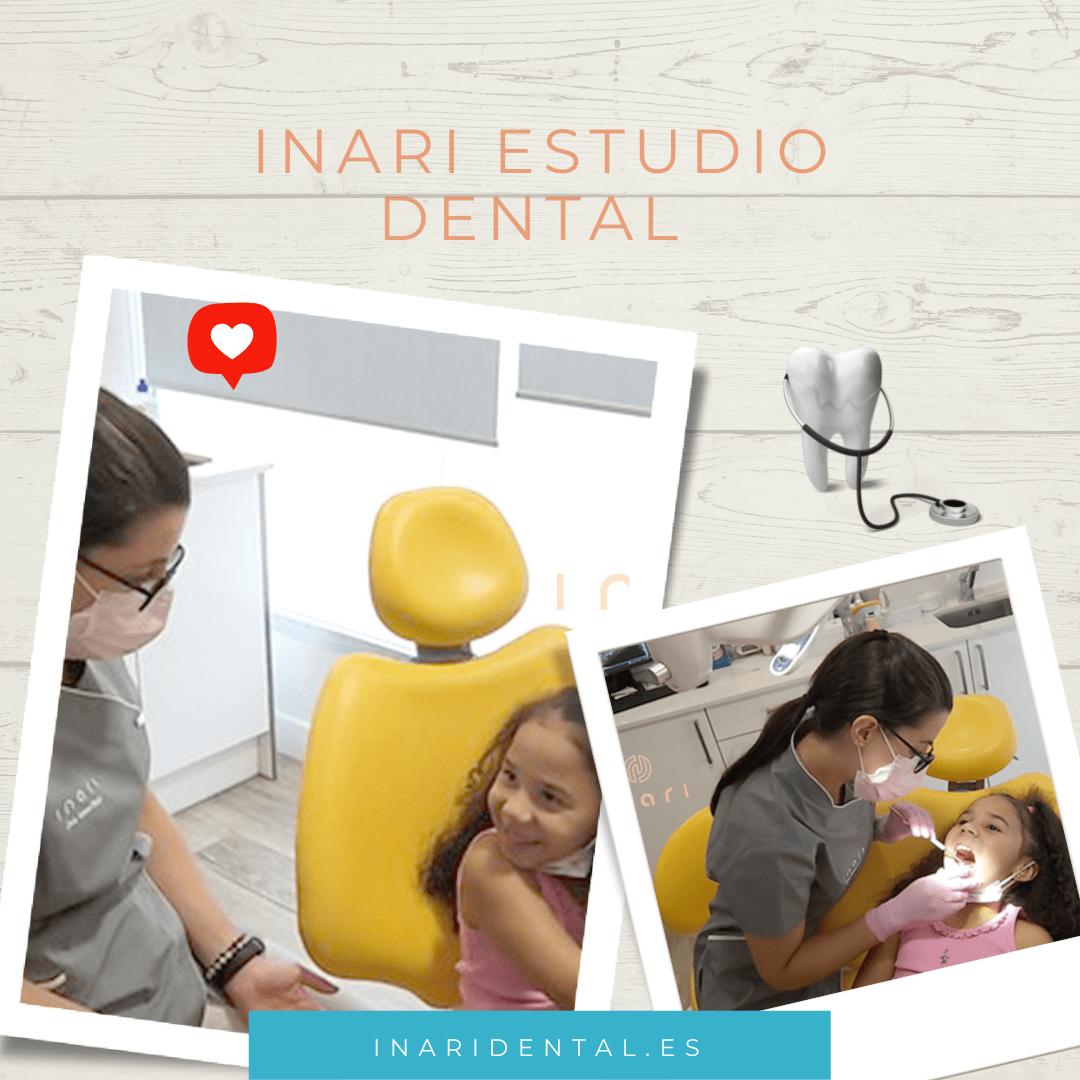 tratamiento dental para ninos en Alcorcon