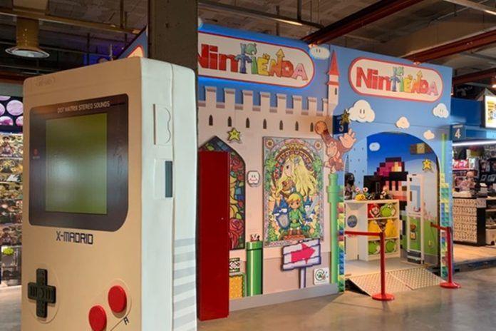 Abre en Alcorcón 'Nintienda', la primera tienda de Europa especializada en Nintendo