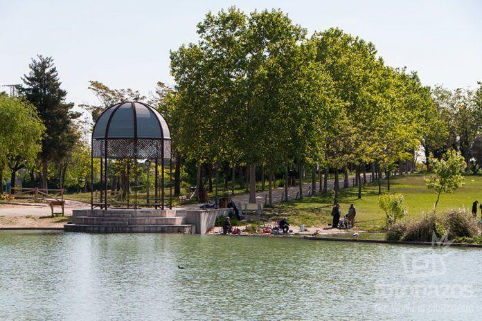 Hallan el cadáver de una mujer en el Parque Polvoranca de Alcorcón