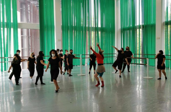 Alcorcón se envuelve de danza y artes escénicas