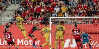 Mirandés 1-3 Alcorcón/ El Alcorcón suma la primera victoria con goles de Zarfino, Asencio y Xisco